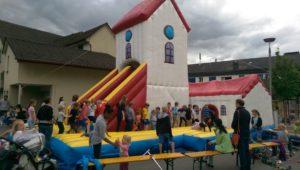 Kirche am Jugendfest
