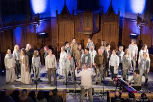 """Adventskonzert """"A True Story"""" von callia blu am 14. Dezember um 19.30 Uhr in der Kirche Möriken"""