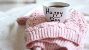 Neues Angebot: Kaffeekränzchen mit Handarbeiten jeden ersten Mittwochnachmittag im Monat