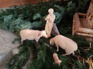 Christnacht- und Weihnachtsgottesdienst zum Nachhören